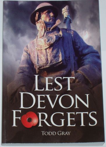 Lest Devon Forgets, by Todd Gray